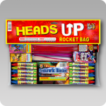 Heads Up Rocket Bag 20/1